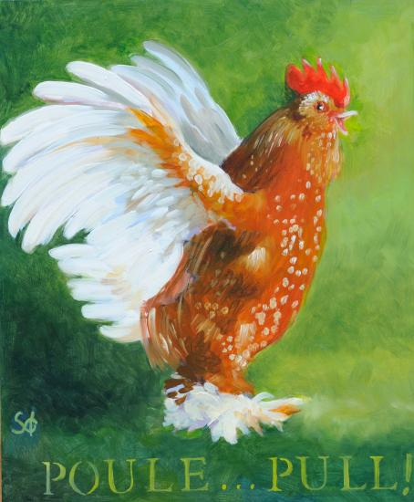 Poule...Pull!