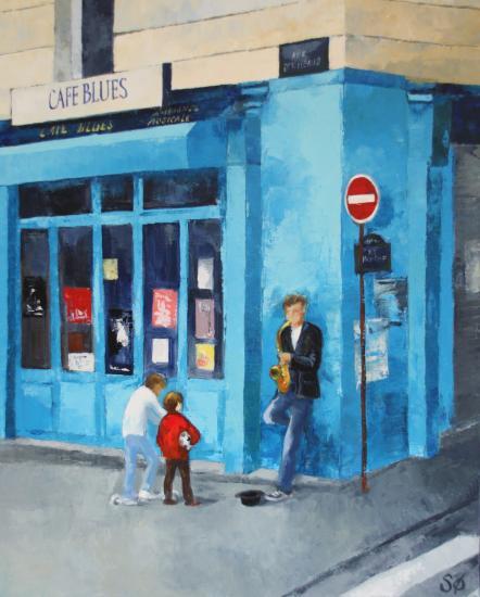 Café Blues