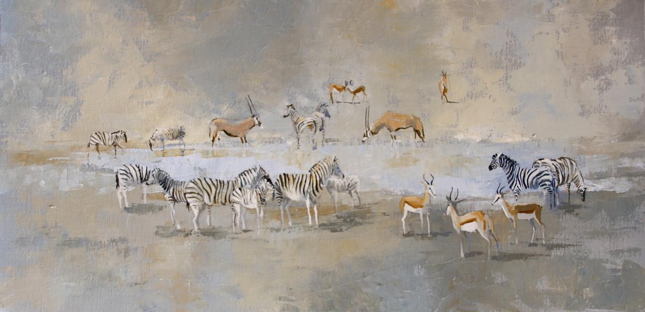 Etosha ( Namibie)