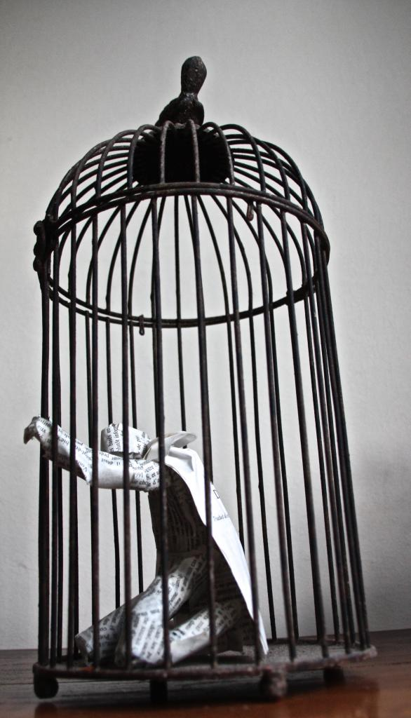 Le prisonnier du ciel