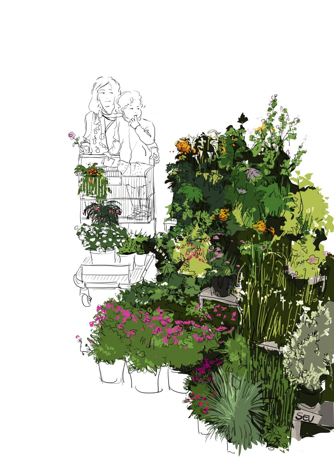 Envie de jardinage